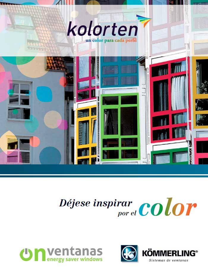 nuevo catalogo kolorten