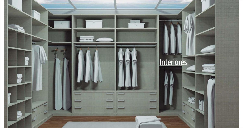 Interiores de armario 109 puertas y ventanas esquivias for Interiores de armarios