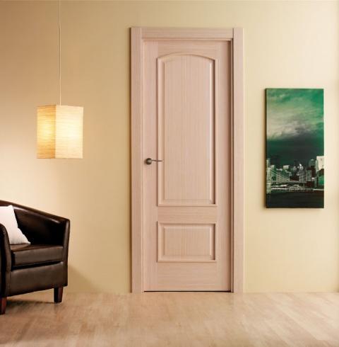 Puertas de madera interiores puertas y ventanas esquivias - Puertas de madera clasicas ...