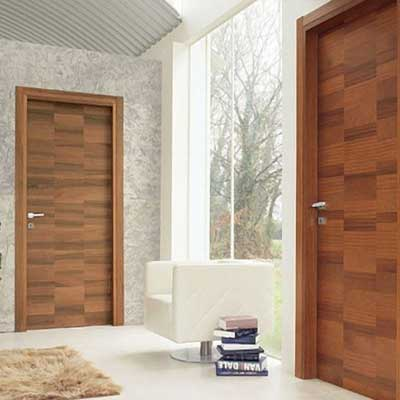 puertas interior plafonadas