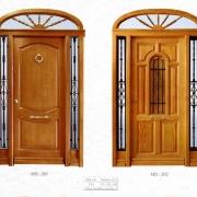 Puertas Madera Exterior Puertas Y Ventanas Esquivias
